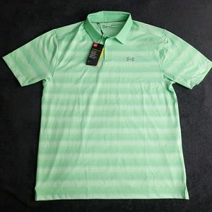 NWT UNDER ARMOUR GOLF POLO